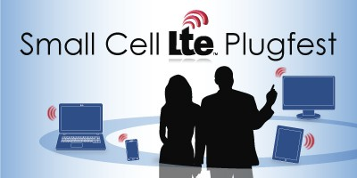 Sanjole tests at Small Cell LTE Plugfest