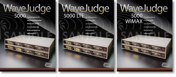 WaveJudge 5000 Brochures