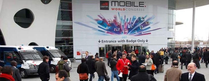 Sanjole at Mobile World Congress in Barcelona
