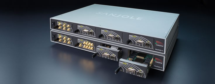 WaveJudge 5000 for LTE testing and analysis
